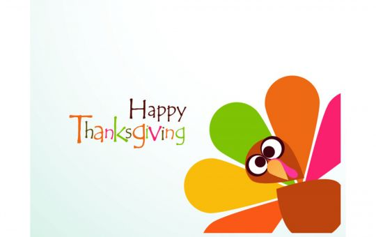Proteos Happy Thanksgiving